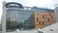 Lubelskie Centrum Konferencyjne, widok od strony pl. Teatralnego.png