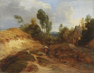 Lucas Achtschellinck - Dune landscape
