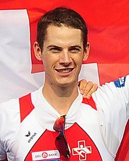 Lucas Tramèr Swiss rower