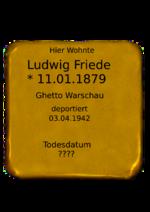 Ludwig Friede