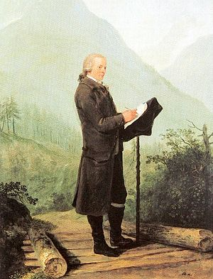 Heinrich Freudweiler - Portrait of the painter Ludwig Hess, 1790