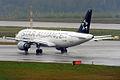 Lufthansa (Star Alliance Livery), D-AIPC, Airbus A320-211 (16269267888).jpg