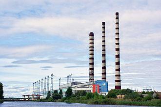 Novalukoml - Lukoml power station
