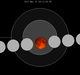 Lunar eclipse chart close-2022may16