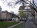 Lutherstrasse mit Volkshaus von Osten - panoramio.jpg