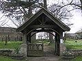 Lych Gate. - geograph.org.uk - 152212.jpg