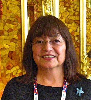 Lydia Villa-Komaroff - Lydia Villa-Komaroff in 2013
