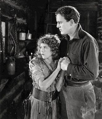 M'Liss (1918 film) - Mary Pickford and Thomas Meighan