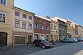 Městský dům (Úštěk), Vnitřní Město, Mírové náměstí 68, 69 a 70.JPG