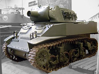 Howitzer Motor Carriage M8 Type of Self-propelled artillery