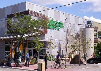 Mountain Equipment Co-op - The MEC store in Ottawa