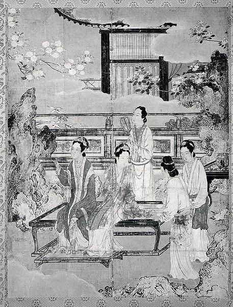kano eitoku - image 6