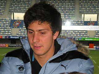 Lucas González Amorosino Argentine rugby union player