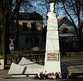 MOs810 WG 55 2016 Pyzdry Forest III (Market square in Tuliszkow) (Kosciuszko Monument).jpg