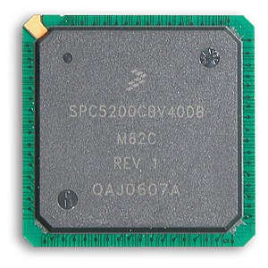 PowerPC e300 - A 400 MHz MPC5200 from an EFIKA computer.