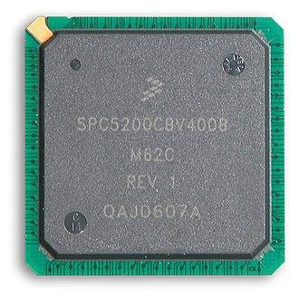 PowerPC e300 - A 400 MHz MPC5200 from an EFIKA computer.