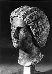 Portrait d'une princesse ou d'une impératrice Ra 75