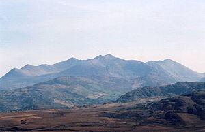 Macgillycuddy's Reeks - Image: Mac Guillycuddy's Reeks