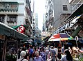 Macau street market. In the morning of summer.JPG