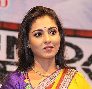 Madhu Shalini Indian film actress and model