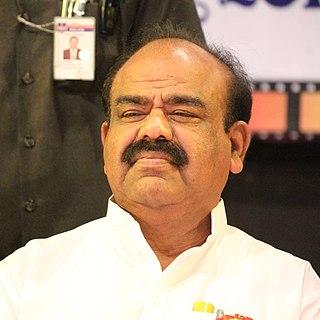 S. Madhusudhana Chary Indian politician and legislator