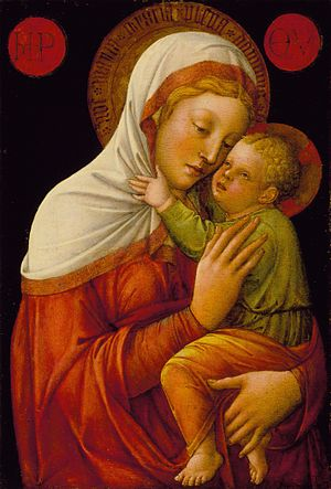 Jacopo Bellini - Madonna with child