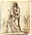 Madonna and Child with the Infant Saint John the Baptist and Two Putti (recto); Madonna and Child with the Infant Saint John the Baptist and a Putto (verso) MET 75K 38R4M.jpg