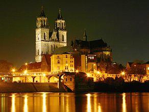 Magdeburg Reiseführer Auf Wikivoyage