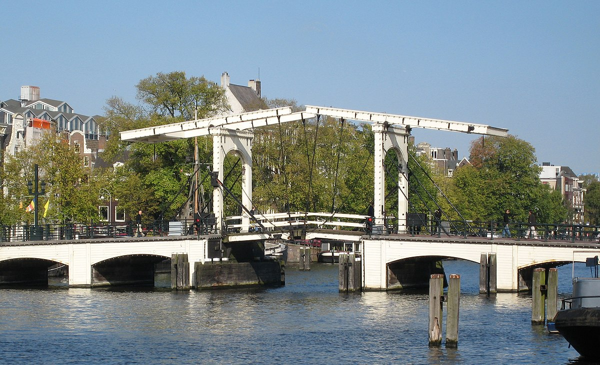 Magere brug wikipedia - Afbeelding in ...