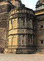 Maheshwar Fort - Tower.jpg