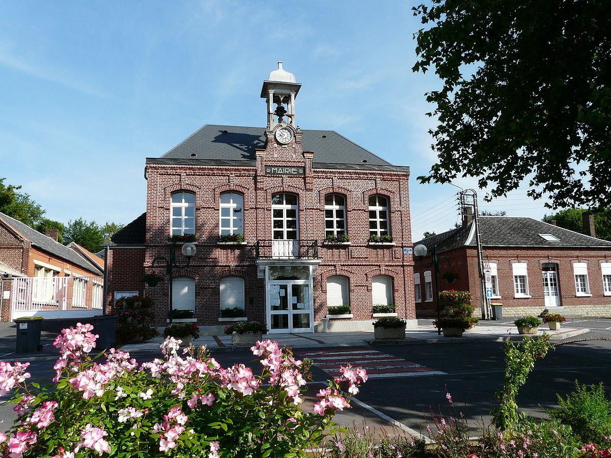 Walincourt-Selvigny - Wikipedia