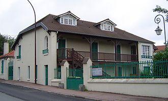 Louise Lévêque de Vilmorin - The birthplace of the author