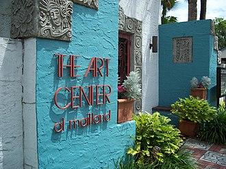 Maitland, Florida - Maitland Art Center