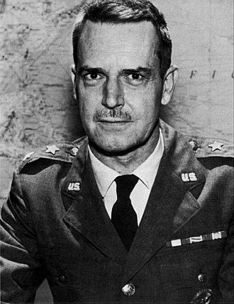 Cuban Project - U.S. Air Force Major General Edward Lansdale, head of Operation Mongoose