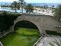 Majorque Palma Palais Almudaina Vue Parc Mar - panoramio.jpg
