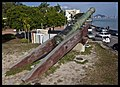Malaysia Penang - Cannon protecting Georgetown-1and (4472309903).jpg