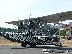Sikorsky S-38 - Osa's Ark S-38