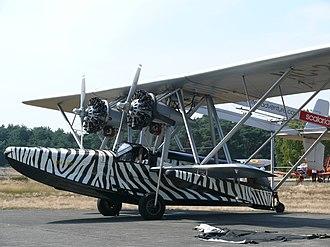 Sikorsky S-38 - Osa's Ark S-38