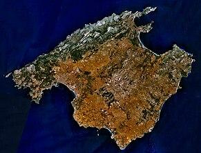 Mallorca Karte Umriss.Mallorca Wikipedia