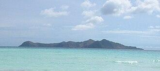 Cuyo Archipelago - Image: Manamoc Island