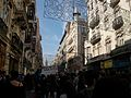 Manifestació per l'educació pública i de qualitat del 29 de febrer pel carrer de la Pau, València.JPG