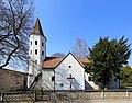 Mannsdorf an der Donau - Kirche.JPG