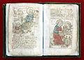 Manoscritto con antologia per viaggiatori, 1692.JPG