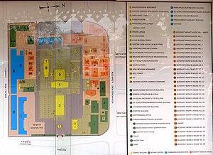 Wat Phra Singh - A detailed plan of Wat Phra Singh