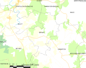 Map commune FR insee code 58040.png