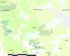Map commune FR insee code 65145.png