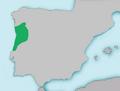 Mapa Achondrostoma oligolepis.png