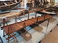Maquette van houten brug, Geniemuseum, Vught.JPG