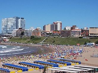 General Pueyrredón Partido - The coastal resort of Mar del Plata