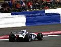 Marc Gene - Williams FW26 during practice for the 2004 British Grand Prix (50835125931).jpg